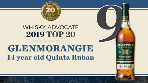 Glenmorangie Quinta Ruban 14 Year Old Highland Single Malt Scotch Whisky - De Wine Spot | Curated Whiskey, Small-Batch Wines and Sakes