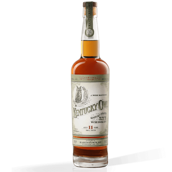 Kentucky Owl Straight Rye No 1 - De Wine Spot | Curated Whiskey, Small-Batch Wines and Sakes