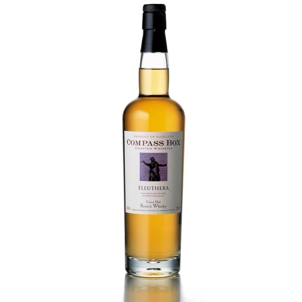 Compass Box Eleuthera Blended Malt Scotch Whisky - De Wine Spot | Curated Whiskey, Small-Batch Wines and Sakes