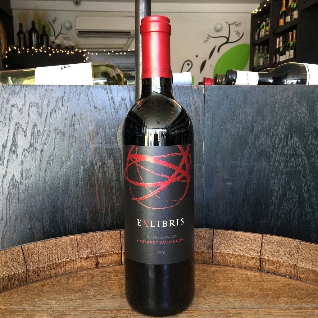 Ex Libris Columbia Valley Cabernet Sauvignon - De Wine Spot | Curated Whiskey, Small-Batch Wines and Sakes