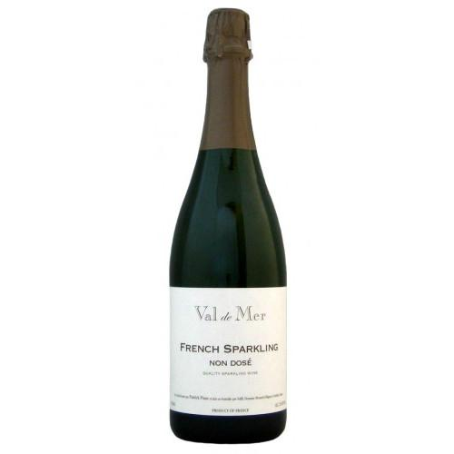 Val de Mer French Sparkling Non Dose | De Wine Spot - Curated Whiskey, Small-Batch Wines and Sakes