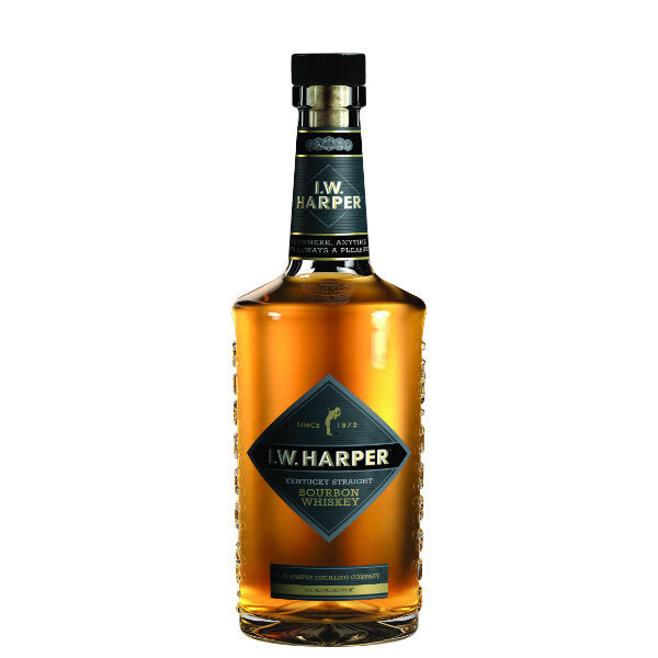 I.W. Harper Kentucky Straight Bourbon Whiskey - De Wine Spot | Curated Whiskey, Small-Batch Wines and Sakes