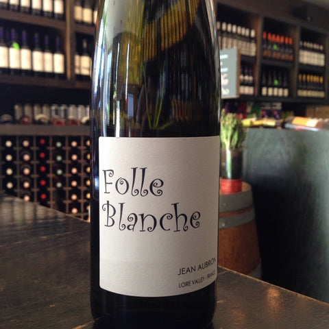Jean Pascal Aubron Gros Plant du Pays Nantais Folle Blanche - De Wine Spot | Curated Whiskey, Small-Batch Wines and Sakes