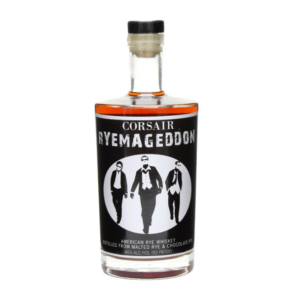 Corsair Ryemageddon Rye Whiskey - De Wine Spot | Curated Whiskey, Small-Batch Wines and Sakes