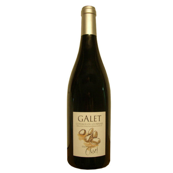 "Domaine Clusel-Roch Coteaux du Lyonnais ""Galet"" - De Wine Spot 