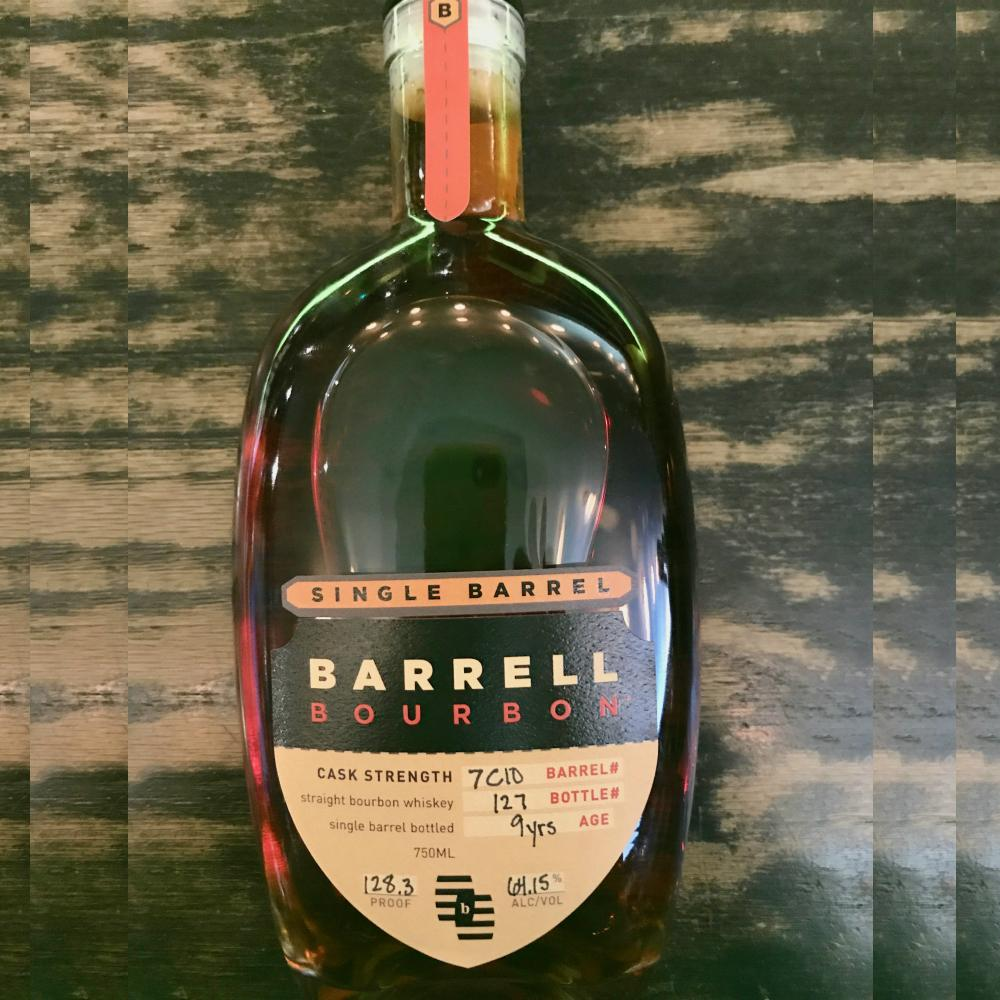 Barrell Bourbon Batch #7c10