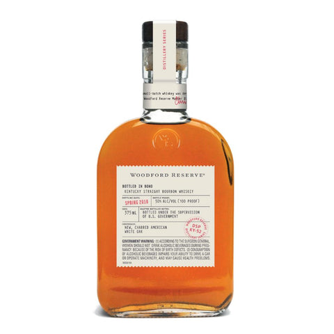 Woodford Reserve Bottled-in-Bond Bourbon - De Wine Spot | Curated Whiskey, Small-Batch Wines and Sakes