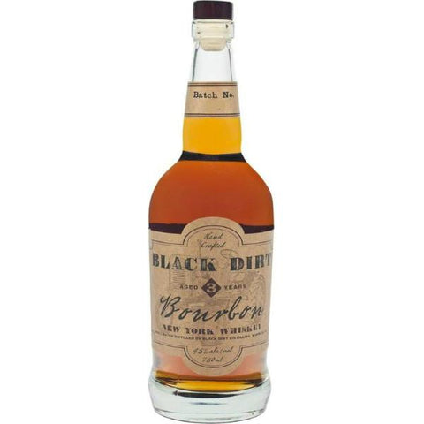 Black Dirt Distillery New York Bourbon Whiskey - De Wine Spot | Curated Whiskey, Small-Batch Wines and Sakes