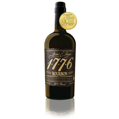 James E. Pepper 1776 Straight Bourbon Whiskey | De Wine Spot - Curated Whiskey, Small-Batch Wines and Sakes