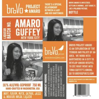 BroVo Project Amaro NYC Guffey - De Wine Spot | Curated Whiskey, Small-Batch Wines and Sakes