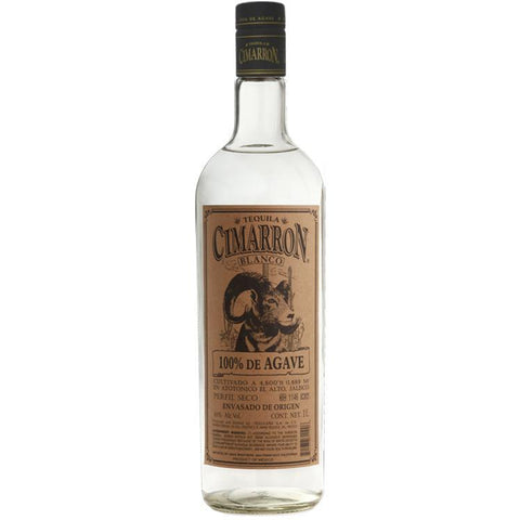 Cimarron Blanco Tequila - De Wine Spot | DWS - Drams/Whiskey, Wines, Sake
