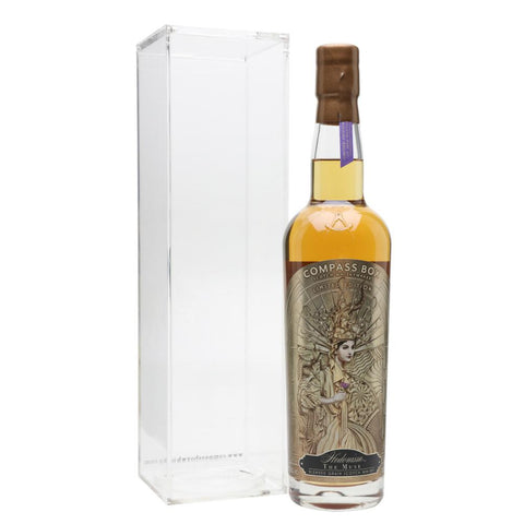 Compass Box Hedonism The Muse Blended Grain Scotch Whisky - De Wine Spot | Curated Whiskey, Small-Batch Wines and Sakes
