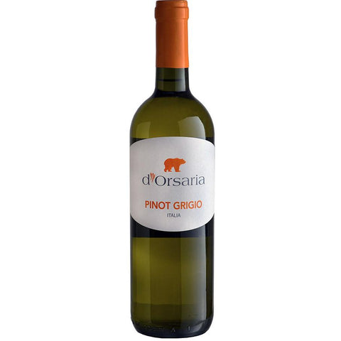 D'Orsaria Pinot Grigio - De Wine Spot | Curated Whiskey, Small-Batch Wines and Sakes