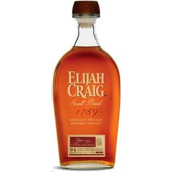 Elijah Craig Small Batch Kentucky Straight Bourbon Whiskey - De Wine Spot | Curated Whiskey, Small-Batch Wines and Sakes