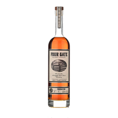 Four Gate Whiskey Company Batch 5 Foundation - De Wine Spot | Curated Whiskey, Small-Batch Wines and Sakes