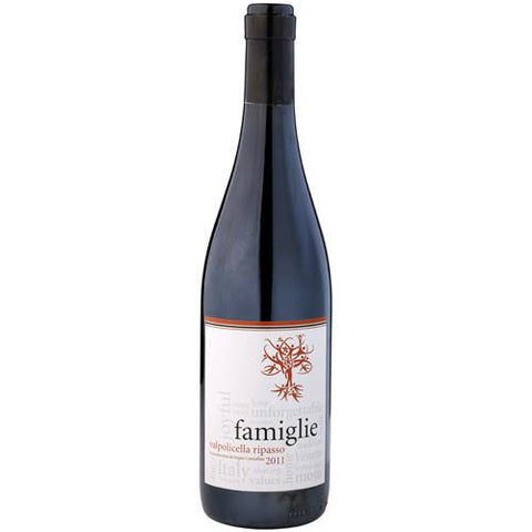 Famiglie Ripasso della Valpolicella - De Wine Spot | Curated Whiskey, Small-Batch Wines and Sakes