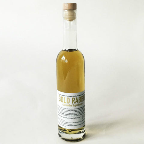 Heights Distilling Co. Gold Rabbit Absinthe Superieure - De Wine Spot | Curated Whiskey, Small-Batch Wines and Sakes