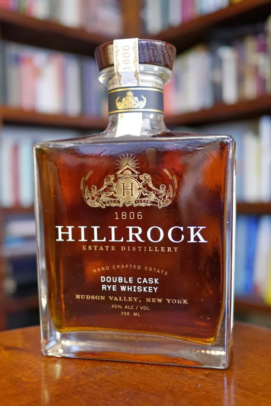 Hillrock Estate Distillery Double Cask Rye Whiskey - De Wine Spot | Curated Whiskey, Small-Batch Wines and Sakes