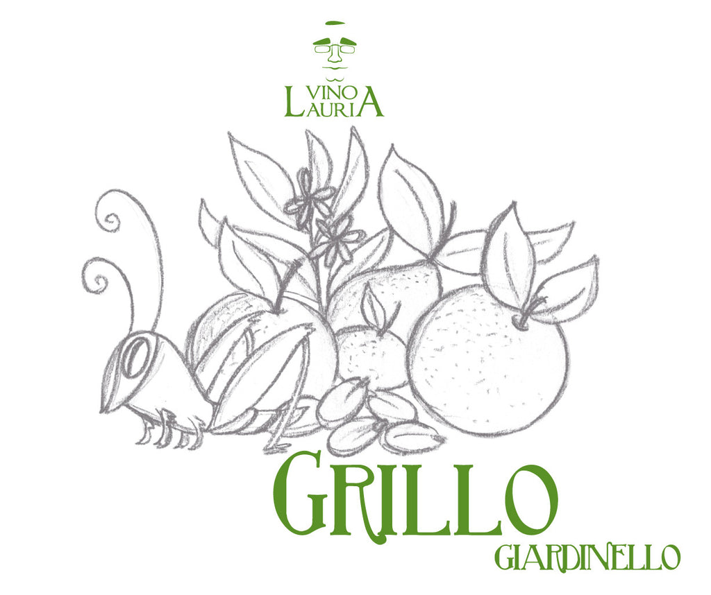Vino Lauria Grillo Giardinello - De Wine Spot | Curated Whiskey, Small-Batch Wines and Sakes