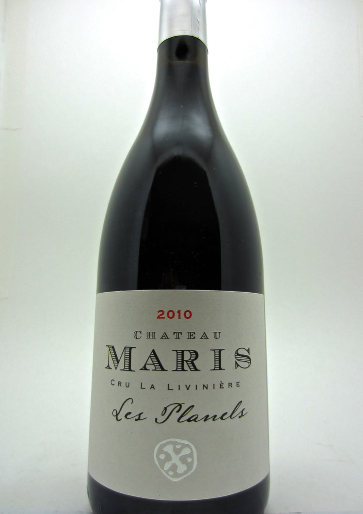 Chateau Maris Minervois Les Planels La Liviniere Syrah - De Wine Spot | Curated Whiskey, Small-Batch Wines and Sakes