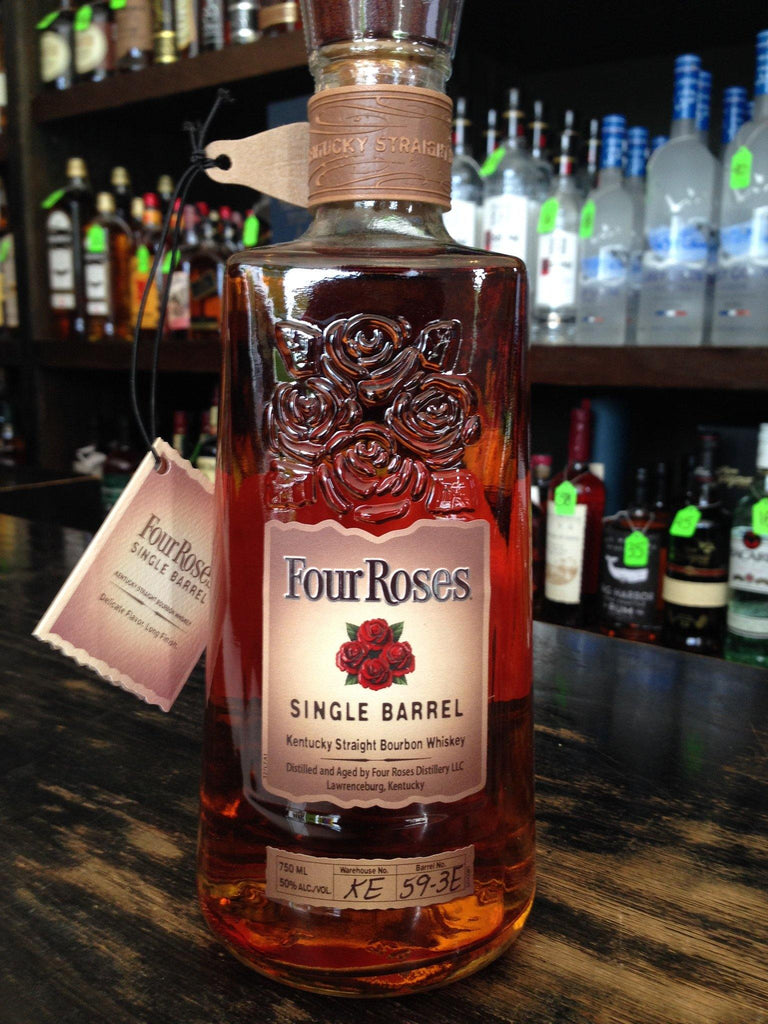 Four Roses Single Barrel Kentucky Straight Bourbon Whiskey - De Wine Spot | Curated Whiskey, Small-Batch Wines and Sake Collection  - 2