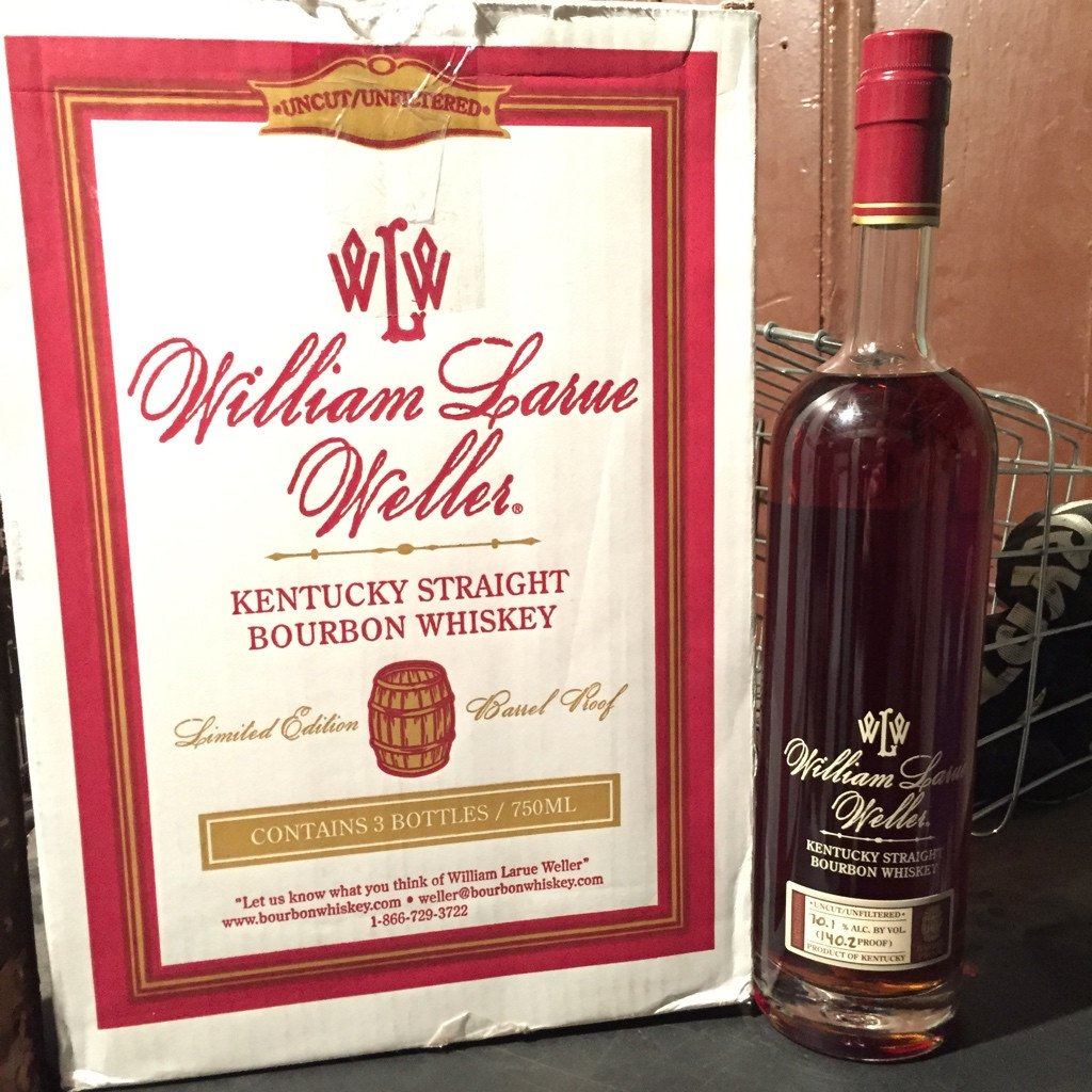 Btac William Larue Weller Kentucky Straight Bourbon Whiskey De Wine Spot Curated Whiskey Small Batch Wines And Sakes