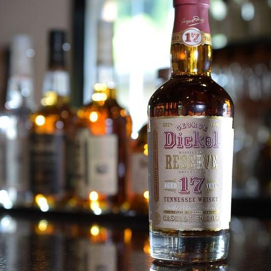 George Dickel 17 yr Reserve Whisky | De Wine Spot - Curated Whiskey, Small-Batch Wines and Sakes