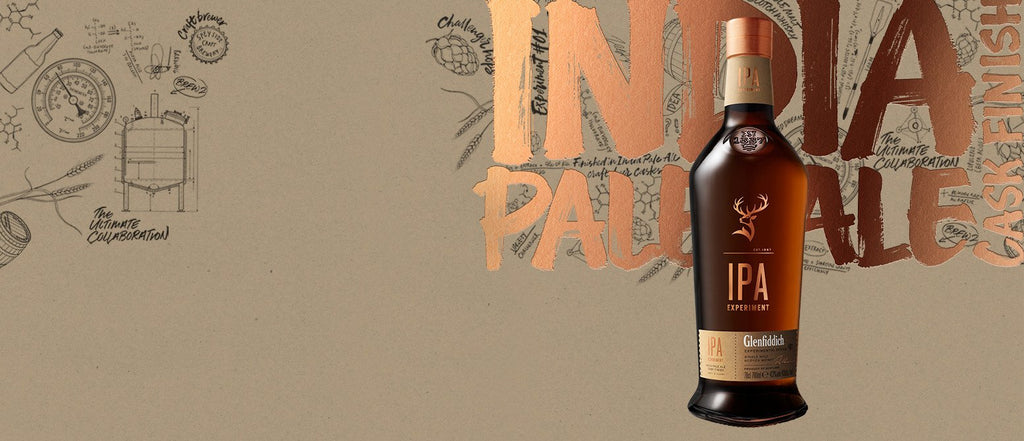 Glenfiddich Experimental Series - Finished In India Pale Ale Casks Single Malt Scotch Whisky - De Wine Spot | Curated Whiskey, Small-Batch Wines and Sakes
