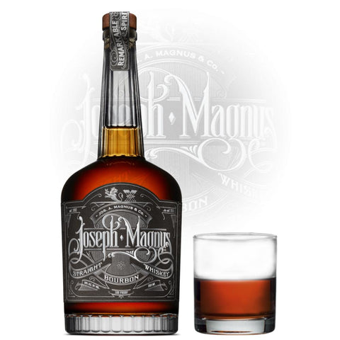 Joseph Magnus Bourbon | De Wine Spot - Curated Whiskey, Small-Batch Wines and Sakes