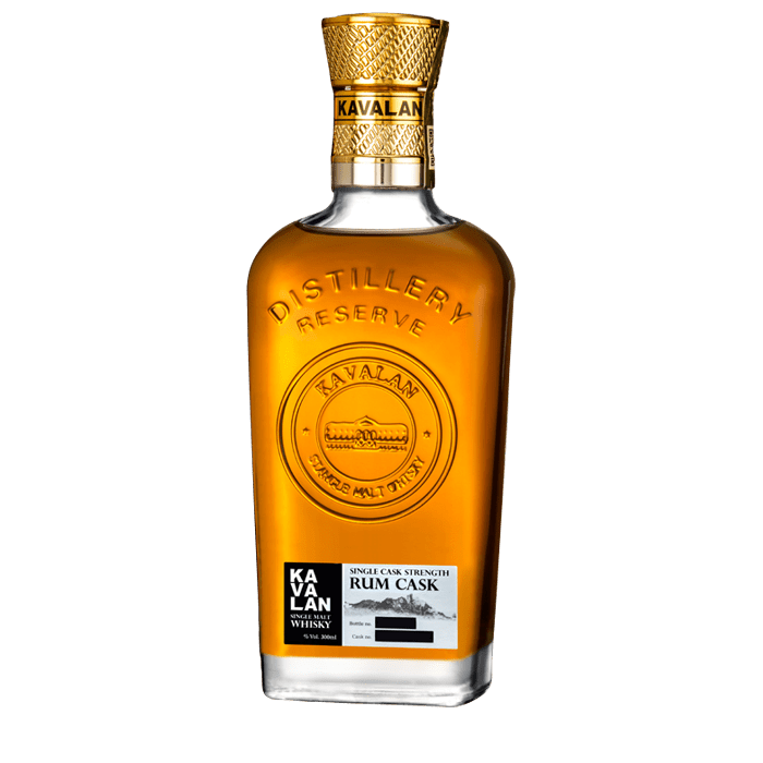 Kavalan Distillery Reserve Rum Cask Single Cask Strength Single Malt Whisky - De Wine Spot | Curated Whiskey, Small-Batch Wines and Sakes