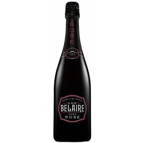 Luc Belaire Rare Rose Sparkling Wine - De Wine Spot | Curated Whiskey, Small-Batch Wines and Sakes