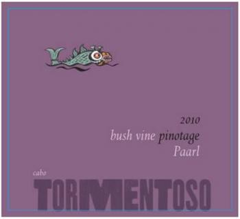 Man Vintners Tormentoso Bush Vine Pinotage - De Wine Spot | Curated Whiskey, Small-Batch Wines and Sake Collection  - 2