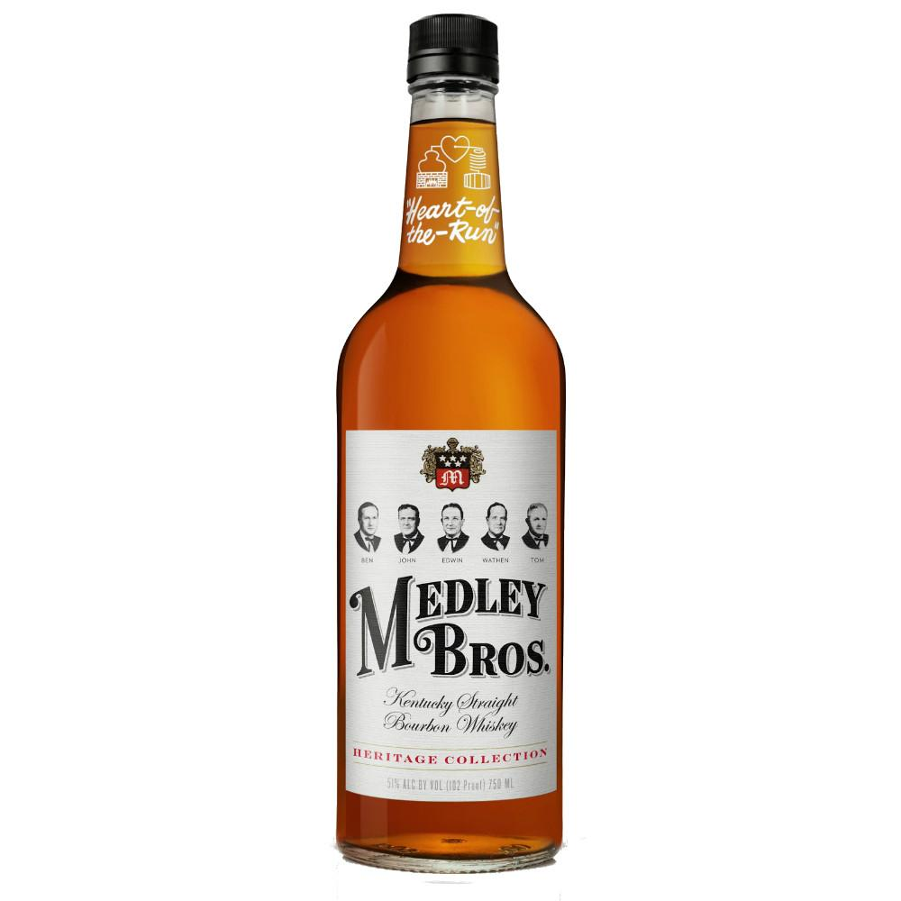 Medley Brothers Kentucky Straight Bourbon Whiskey | De Wine Spot - Curated Whiskey, Small-Batch Wines and Sakes