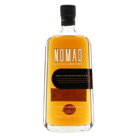 Nomad Outland Whisky | De Wine Spot - Curated Whiskey, Small-Batch Wines and Sakes