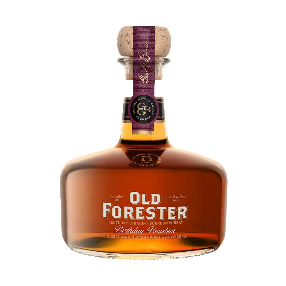 Old Forester Birthday Bourbon Kentucky Straight Bourbon Whiskey