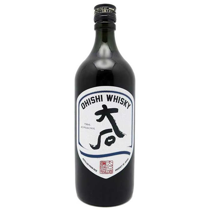Ohishi Brandy Cask Japanese Whiskey | De Wine Spot - Curated Whiskey, Small-Batch Wines and Sakes