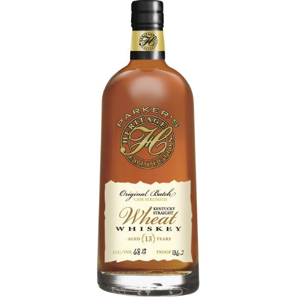 Parker's Heritage Collection 13 Year Original Batch Wheat Whiskey (Release #8) | De Wine Spot - Curated Whiskey, Small-Batch Wines and Sakes