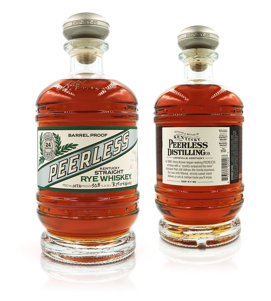 Peerless Kentucky Straight Rye Whiskey - De Wine Spot | Curated Whiskey, Small-Batch Wines and Sakes