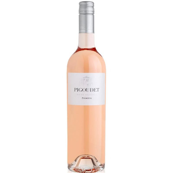 Chateau Pigoudet Coteaux d'Aix-en-Provence Premiere Rose - De Wine Spot | Curated Whiskey, Small-Batch Wines and Sake Collection