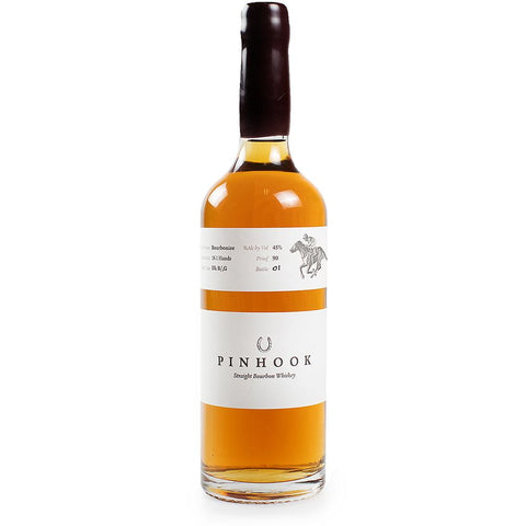 "Pinhook Straight Bourbon Whiskey No. 2 ""Bourbonize"" 