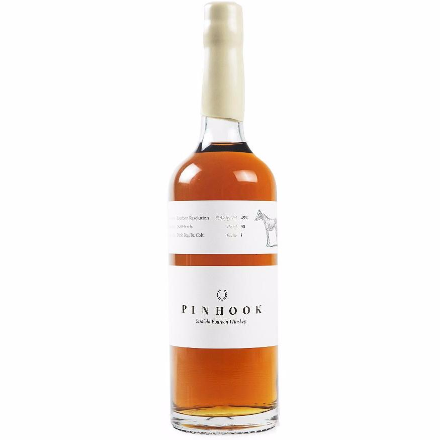 "Pinhook Straight Bourbon Whiskey No. 7 ""Bourbon Resolution"" 