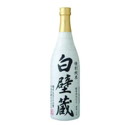 Shirakabe Gura Tokubetsu Junmai Sake - De Wine Spot | Curated Whiskey, Small-Batch Wines and Sakes