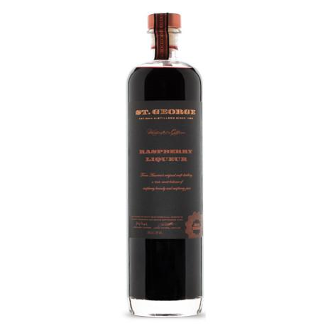 St. George Raspberry Liqueur - De Wine Spot | Curated Whiskey, Small-Batch Wines and Sakes