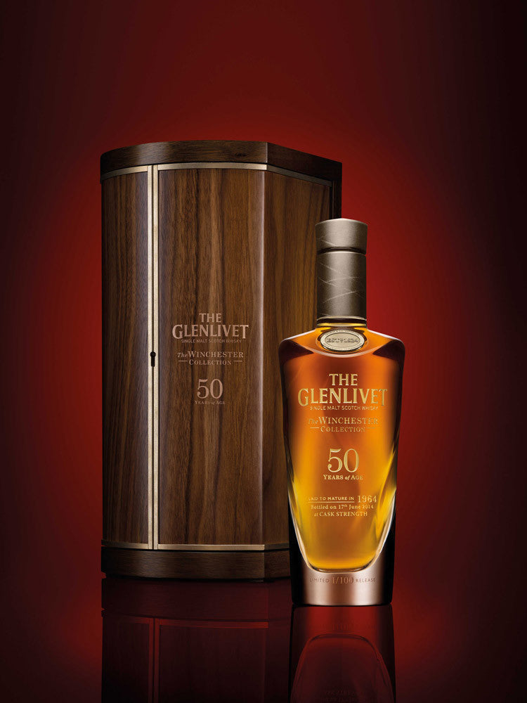 Glenlivet - The Winchester Collection, Vintage 1964 - De Wine Spot | Curated Whiskey, Small-Batch Wines and Sakes