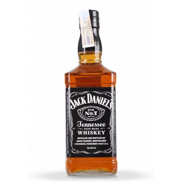 Jack Daniel's Tennessee Sour Mash Whiskey - De Wine Spot | Curated Whiskey, Small-Batch Wines and Sakes