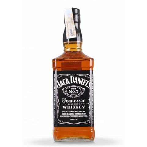 Jack Daniel's Tennessee Sour Mash Whiskey | De Wine Spot - Curated Whiskey, Small-Batch Wines and Sakes