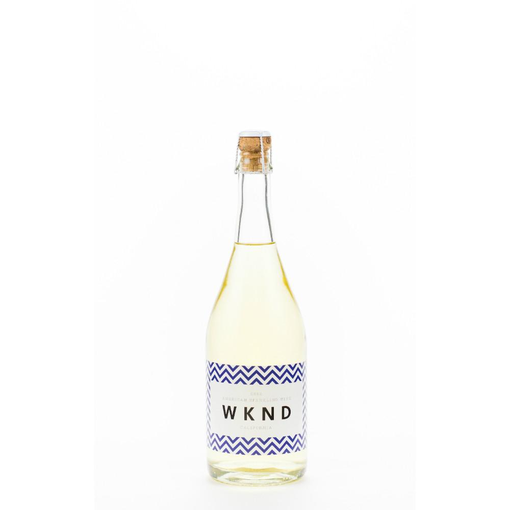 WKND American Sparkling Brut | De Wine Spot - Curated Whiskey, Small-Batch Wines and Sakes