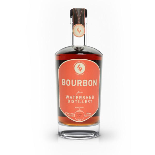Watershed Distillery Bourbon Whiskey - De Wine Spot | Curated Whiskey, Small-Batch Wines and Sakes
