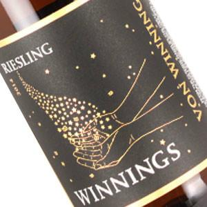 "Von Winning ""Winnings"" Pfalz Riesling - De Wine Spot 