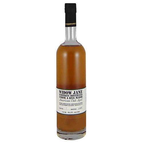 Widow Jane Oak Aged Rye Mash Whiskey - De Wine Spot | Curated Whiskey, Small-Batch Wines and Sakes